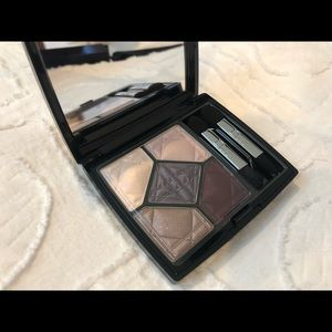 New Dior 5 color eyeshadow palette
